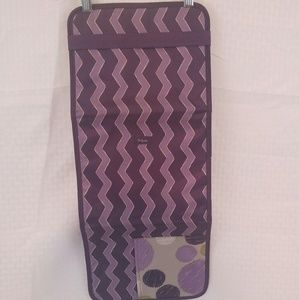 Thirty One Accessories Thirty One 31 Folditup Organizer Purple